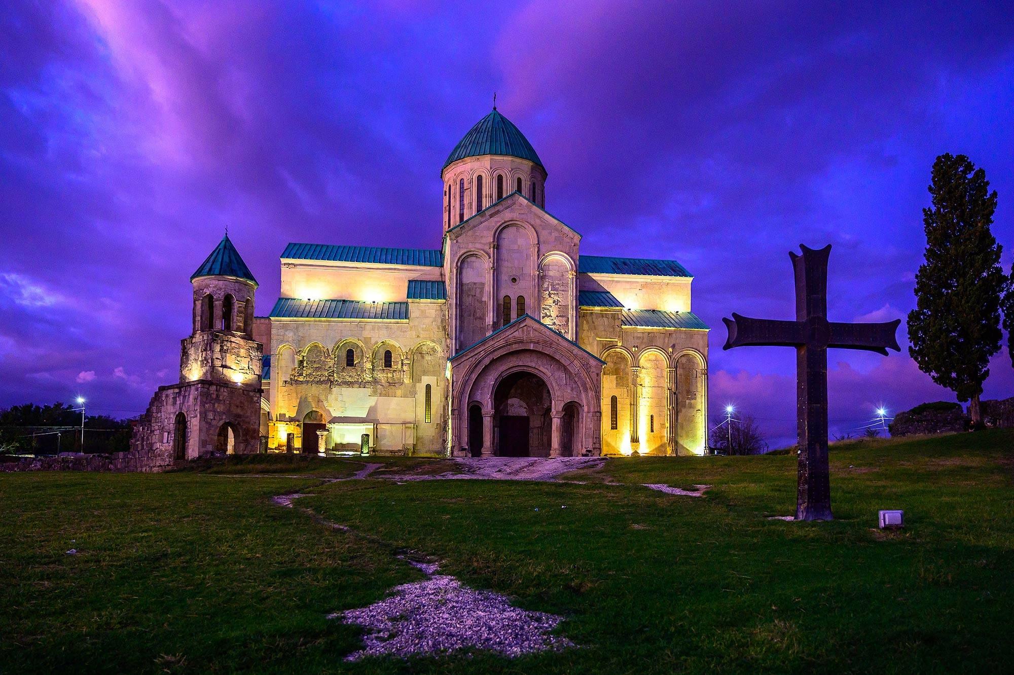 โบสถ์บากราติ (Bagrati Cathedral)