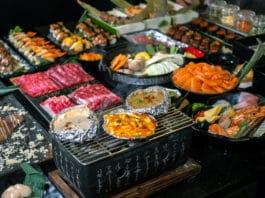 บุฟเฟ่ต์อาหารญี่ปุ่น Tadaima